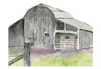 The Gray Barn Fine Art Print