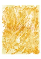 Golden Streaks 1 Fine Art Print