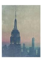Let's Fly Away NY Fine Art Print