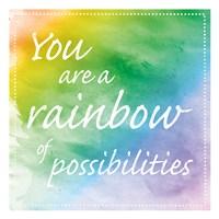 Rainbow Possibilites Fine Art Print