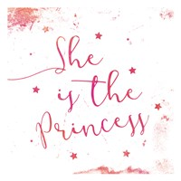 Princess Fine Art Print