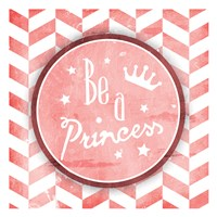 Pink Princess Fine Art Print
