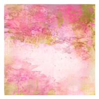 Pretty in Pink Pattern 1 Fine Art Print