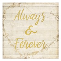 Always and Forever Fine Art Print