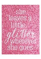 She Glitter Fine Art Print