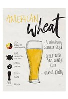 American Wheat Fine Art Print