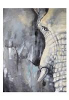 Majestic Pachyderm 1 Fine Art Print
