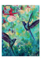Birds 1 Fine Art Print
