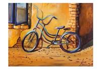 Bicycle 1 Fine Art Print