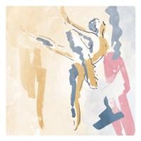 Sketched Ballerina 2 Fine Art Print