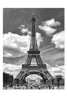 Eiffel 5 Fine Art Print
