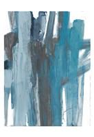 Blue Points II Fine Art Print