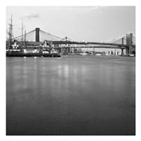 Brooklyn bw Fine Art Print