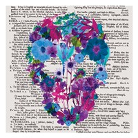 Skull 2.2 Fine Art Print