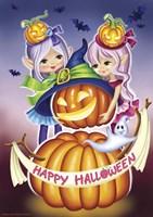 Halloween Fine Art Print