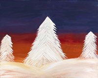Winter Sunrise Fine Art Print
