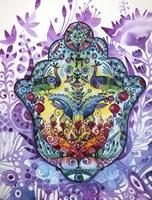 Hamsa Fine Art Print