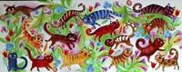 Magic Cats Fine Art Print