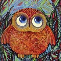 Baby Owl Fine Art Print
