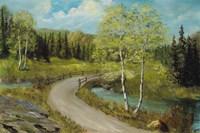 Shantz Bridge Fine Art Print