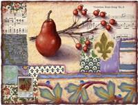Florentine Pear Fine Art Print
