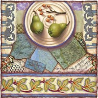 Tuscan Pears Fine Art Print