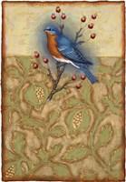 Salt Meadow Bird Fine Art Print