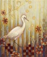 Ocean Heron Fine Art Print