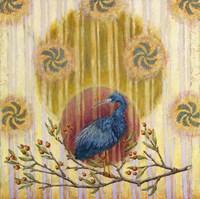 Shadbush Hollow Heron Fine Art Print