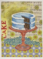 Birthday Cake Fine Art Print