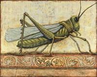 Grasshopper 1 Fine Art Print