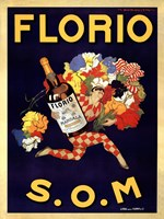 Florio 1915 by Marcello Dudovich - various sizes