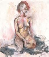 Nude I Fine Art Print