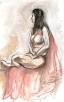 Nude III Fine Art Print