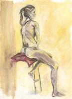 Nude IV Fine Art Print