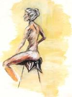 Nude V Fine Art Print