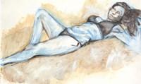 Nude IX Fine Art Print
