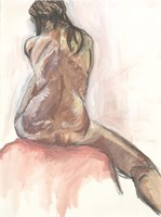 Nude X Fine Art Print