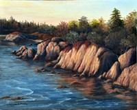 Carmel Sunset Fine Art Print