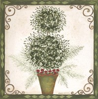 Topiary IV Fine Art Print