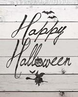 Happy Halloween Fine Art Print