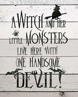 Handsome Devil Fine Art Print