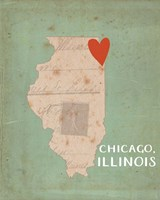 Chicago Fine Art Print