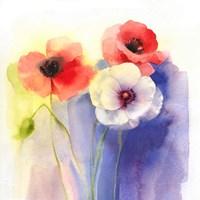 Watercolor Floral Fine Art Print