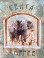 Kenya Coffee Fine Art Print