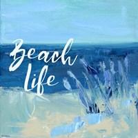 Beach Life Fine Art Print