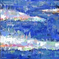 Blue Series Calm Fine Art Print