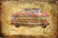 World Class Chevy Fine Art Print