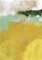The Yellow Field Fine Art Print