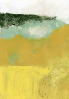 The Yellow Field II Fine Art Print